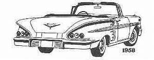 1955 chevy bel air drawing sketch coloring page With 1955 chevy bel air