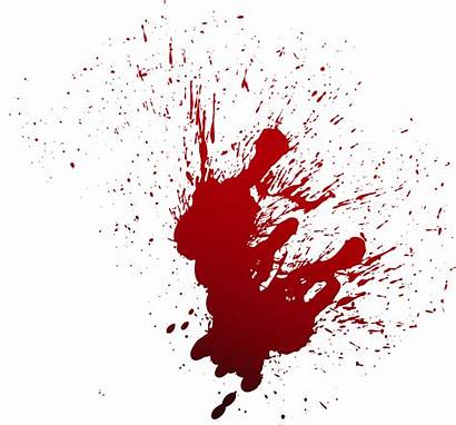 Blood Transparent Stain Splash Drawing Drops Clipart