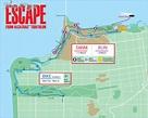 ALCATRAZ MAP SAN FRANCISCO - ToursMaps.com