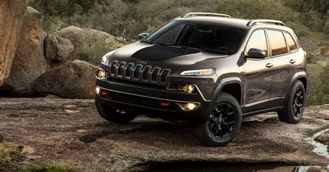2018 Jeep Cherokee Update Revealed