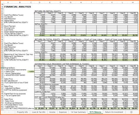 7 excel rental property spreadsheet excel spreadsheets