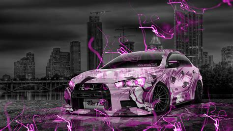 You will definitely choose from a huge number of pictures that option that will suit you exactly! Mitsubishi Lancer Evolution X Tuning JDM Anime City Car ...
