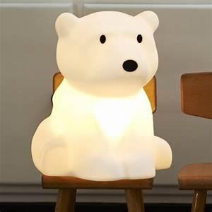 Lampe Veilleuse Enfant : lampe enfant animaux ouistitipop ~ Teatrodelosmanantiales.com Idées de Décoration