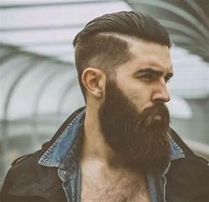 Dégradé Barbe Homme : coupe de cheveux homme coupe homme tendance look hipster d grad barbe ~ Melissatoandfro.com Idées de Décoration