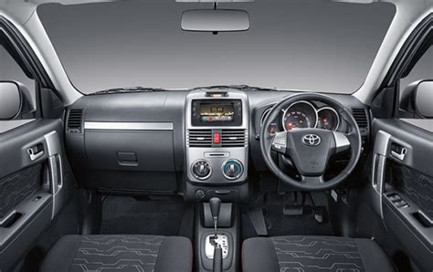 Toyota Avanza 2019 4k Wallpapers by Toyota Daihatsu Terios Facelift Now In Indonesia