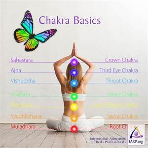 Chakra Basics  Learn What Chakras Are And Their Energetic