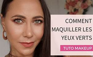 Maquillage Yeux Tuto : tuto maquillage pour les yeux verts comment les rendre attractifs comme des aimants cola 39 s ~ Nature-et-papiers.com Idées de Décoration