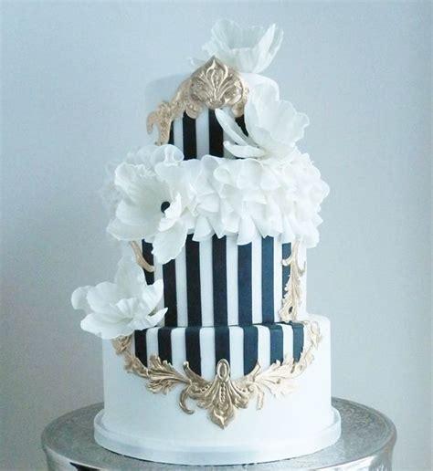 35 Gorgeous Wedding Cakes From Talented The Cake Whisperer Modwedding