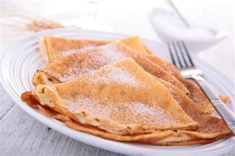 torchon cuisine original crêpes au sucre une recette de dessert facile