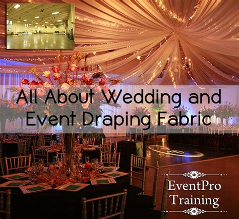 How Much Does Draping Cost For A Wedding - 25 best ideas about ceiling draping wedding on
