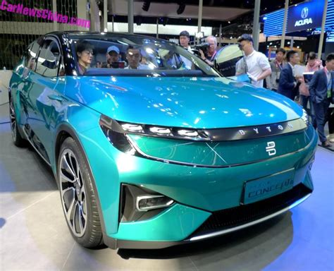 Highlights Of The 2018 Beijing Auto Show Day 1 Part 1