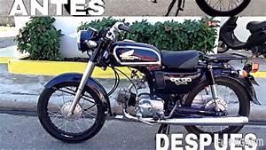 Honda Cd70 Benly 1983 Motocycle