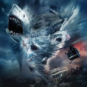 Sharknado 4 gets a title and release date that totally has ...
