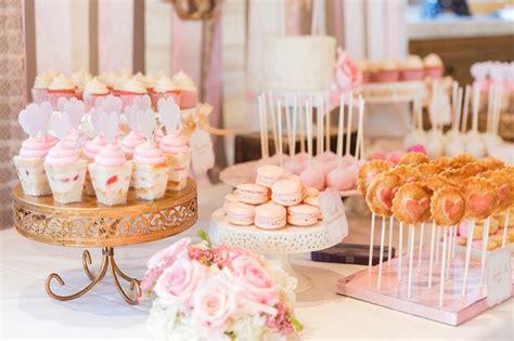 pink dessert table baby shower baby shower desserts pinterest party invitations ideas
