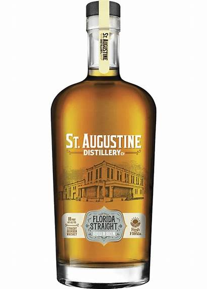 Bourbon Augustine St Florida Distillery Straight Wine