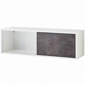 Etagere Murale Tv : meuble mural coulissante achat vente meuble mural coulissante pas cher soldes d s le 10 ~ Teatrodelosmanantiales.com Idées de Décoration
