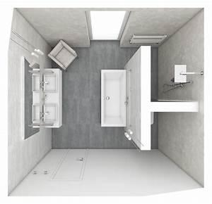 Badezimmer Grundriss Modern : badezimmer 3x2m ~ Eleganceandgraceweddings.com Haus und Dekorationen
