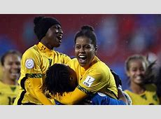 FIFA Women's World Cup France 2019™ News Reggae Girlz