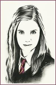 Harry Potter images Harry Potter cast drawings by Jenny ...
