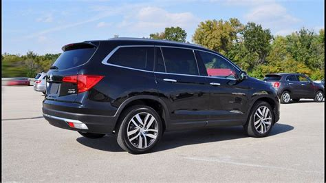 Maybe you would like to learn more about one of these? 2022 Honda Pilot Next Gen Design Concept Redesign Black ...