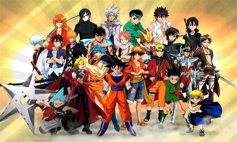 Three male anime characters, son goku, monkey d. Naruto and Goku Wallpaper (74+ images)