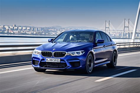 Bmw M5 Exhaust by 2018 Bmw M5 Exhaust Notes Canadian Auto Review