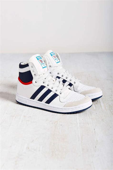 adidas originals retro top ten high top sneaker adidas shoes pinterest retro sneakers