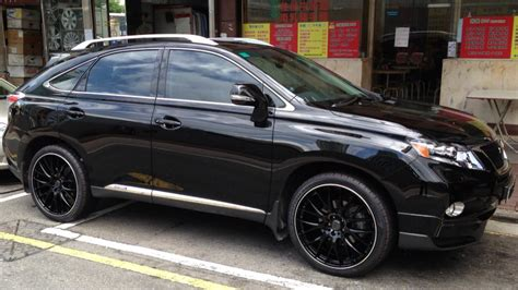 lexus rims 22 feedback from owners with 22 quot wheels rx450h clublexus