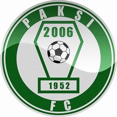 Fc Paksi Football Logos Nb1 Hungarian League
