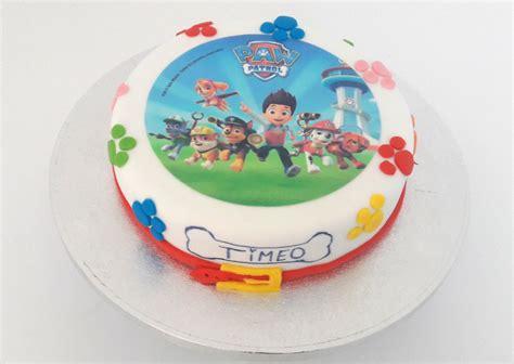 gateau en pate a sucre facile faire un gateau pat patrouille en pate 224 sucre facile univers cake