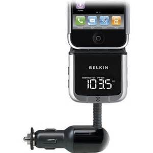 iphone fm transmitter belkin tunebase fm transmitter for ipod iphone 4 iphone