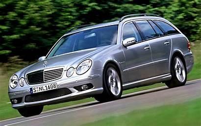 Amg Benz Mercedes Estate 2003 Ws