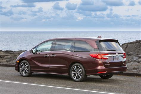 First Drive 2018 Honda Odyssey  Automobile Magazine