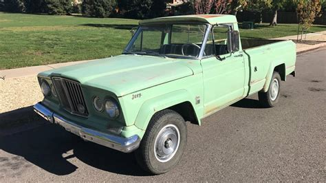 Jeep Truck by Of An Amx 1965 Jeep Truck