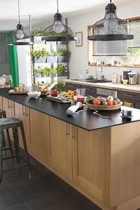 Deco Cuisine Bistrot : cuisine style bistrot chic ny04 jornalagora ~ Louise-bijoux.com Idées de Décoration