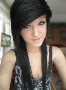 Emo Girl Hair