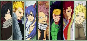 Fairy Tail - Seven Dragon Slayer (Collab) by SalamanderHen ...