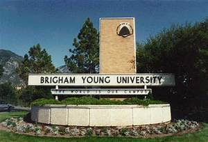 BYU Ranks #1 Most Sober University – Go Cougars ...
