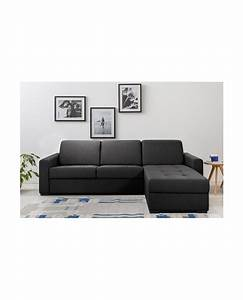 canape d39angle lit convertible couchage quotidien starter With canapé convertible couchage quotidien