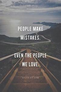 People Make Mistakes Quotes. QuotesGram