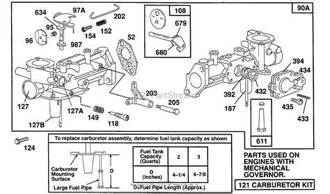 Briggs Stratton Parts Diagram For Pulsa