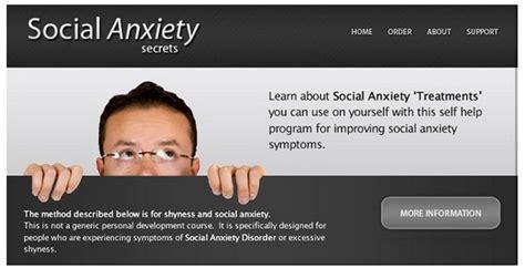 social anxiety disorder treatment social anxiety