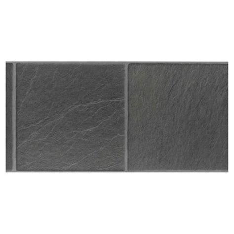 Buy Westco Black Slate Tile Effect Flooring From Our