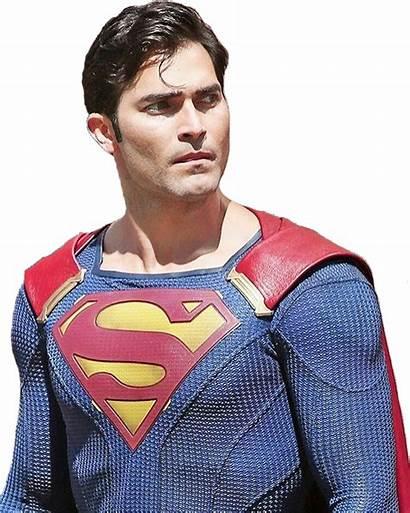 Superman Tyler Hoechlin Supergirl Dc Avengersofbr