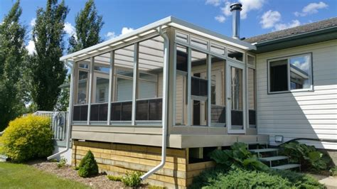 Retractable Sunroom by Retractable Shades Gateway Sunrooms And Shades