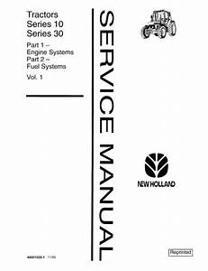 New Holland 3930 Wiring Diagram