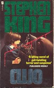 Too Much Horror Fiction: Cujo by Stephen King (1981 ...