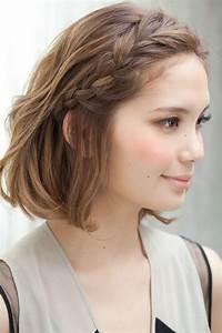 12 Pretty Braided Hairstyles For Short Hair Pretty Designs