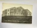 High School Building Lakota North Dakota ND RPPC | eBay