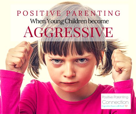discipline when children become aggressive 850 | When Young Children